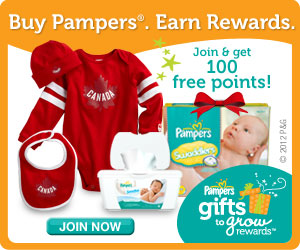 Join Pampers Today
