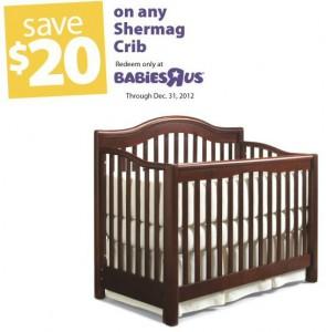 Save 20 off Babies R Us Crib