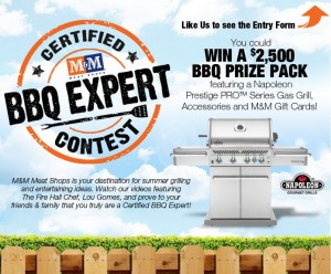 Win with MM Meat Shops