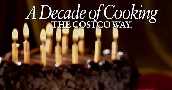 "Free Download of ""A Decade of Cooking the COSTCO Way"""