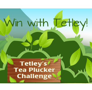 play the tetley tea plucker challenge for your chance to win