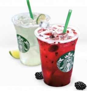 Get a FREE Starbucks Refreshers on Friday July13