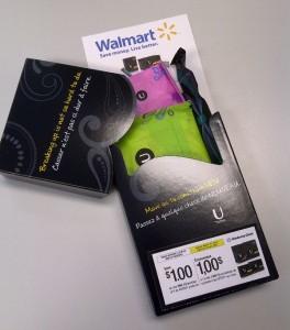 U by Kotex Walmart Sample Pack