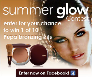 Win a Bronzing Kit from Divine