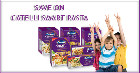 Save on Catelli Smart Pasta
