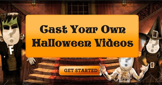 Cast Your Own Halloween Videos