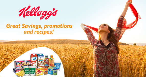 Awesome Kellogg's Coupons