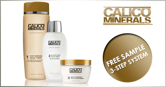 Free Sample of Calico Minerals 3-Step System