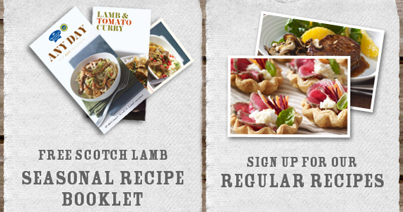 Get a Free Scotch Beef or Lamb Recipe Booklet