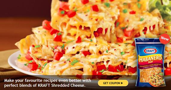 Save $1 on Kraft Shredded Cheese