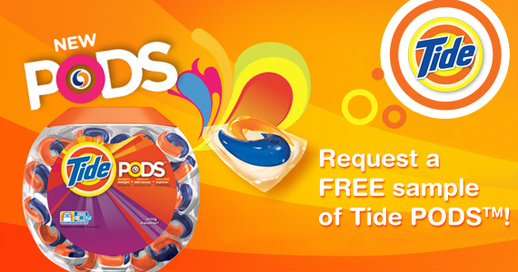 Free Tide PODS Giveaway
