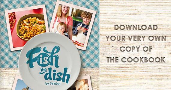 Fish the Dish Recipe Book