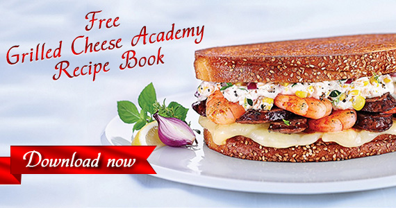 Grilled Cheese Academy Recipe Book