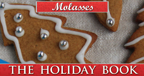 Free Molasses Family Holiday Recipes