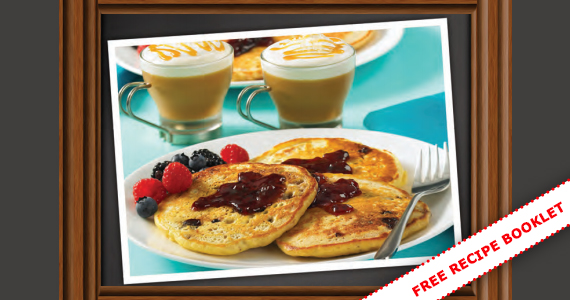 Smucker's Mom's Breakfast Cafe Recipe Booklet
