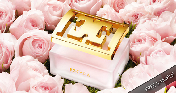 Request a Free Sample of Escada Fragrances