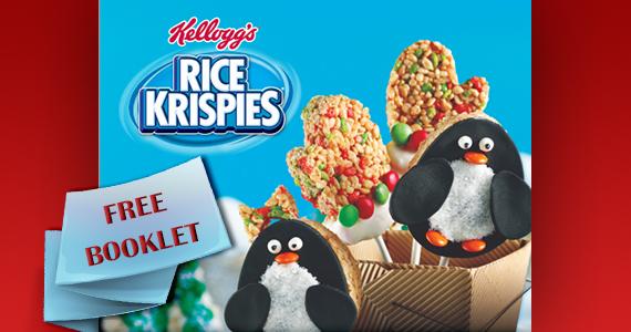 Free Rice Krispies Recipes