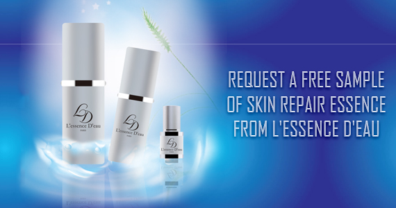 Request a Free Sample of Skin Repair Essence from L'essence D'eau