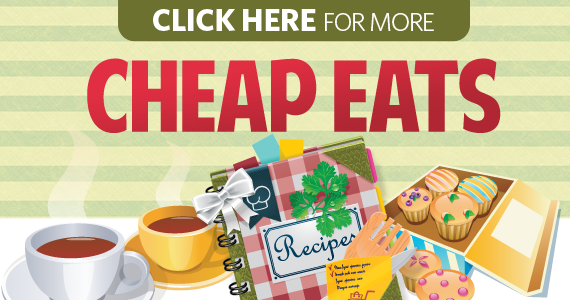 Cheap Eats Canada by WomenFreebies