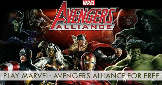 Play Marvel: Avengers Alliance for Free
