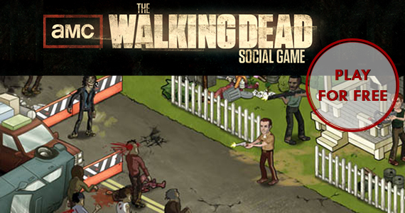 Play The Walking Dead Social Game