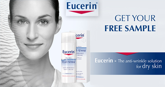 Get a Free Sample of Hyal-Urea from Eucerin