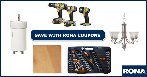 Save with RONA Coupons