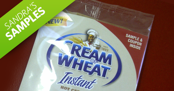 Sandra's Samples- Cream of Wheat Sample