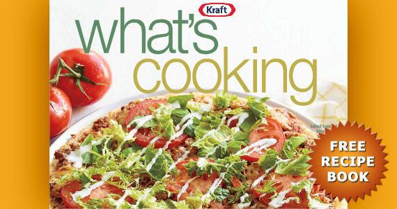 Spring Edition of Kraft What's Cooking Recipe Download