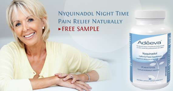 Free Sample of Adeeva Night Pain Relief