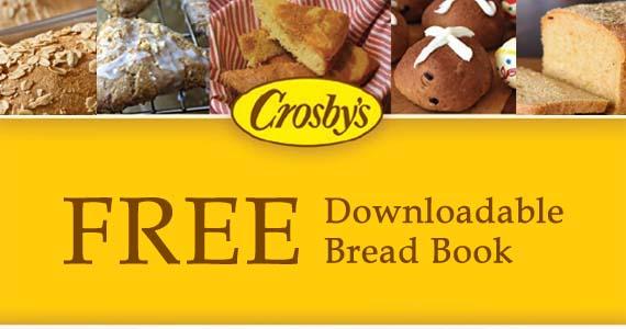 Free Downloadable Bread Book