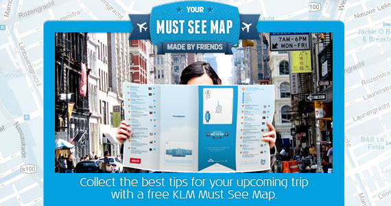 Free KLM Must See Map