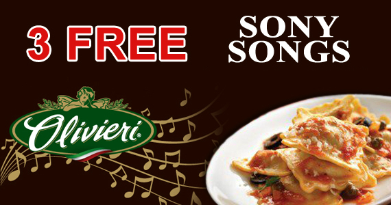 3 Free Sony Song Downloads from Olivieri