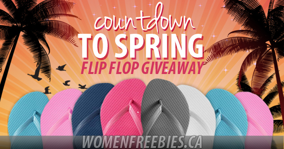 25 Days of Flip Flops WINNERS