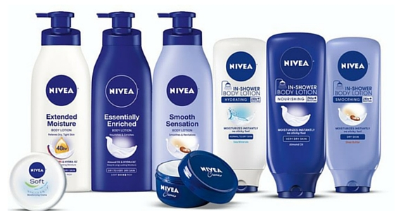 Save on Nivea Products