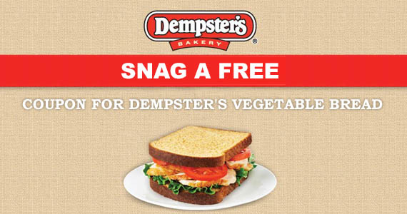 Snag a Free Coupon for Dempster's Vegetable Bread