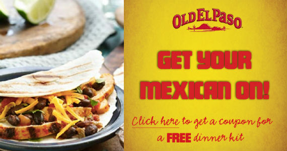 Free Old El Paso Dinner Kit