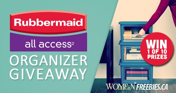 Rubbermaid All Access WINNERS