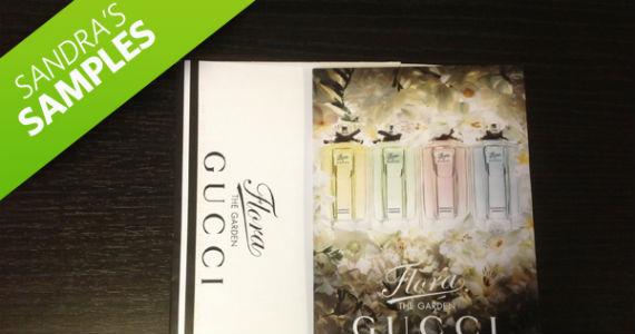 Sandra's Samples- Gucci Flora