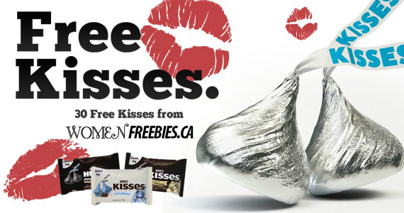 Are You A Free Hershey's Kisses WINNER?