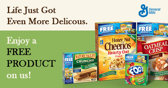 Get a Free Product Coupon With Purchase