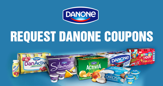 Request Danone Coupons