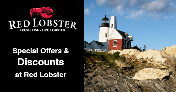 Join the Fresh Catch Club at Red Lobster