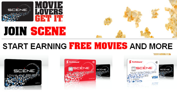Join Scene to Earn Free Movies