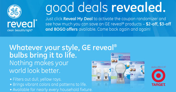 Reveal a Deal Coupon
