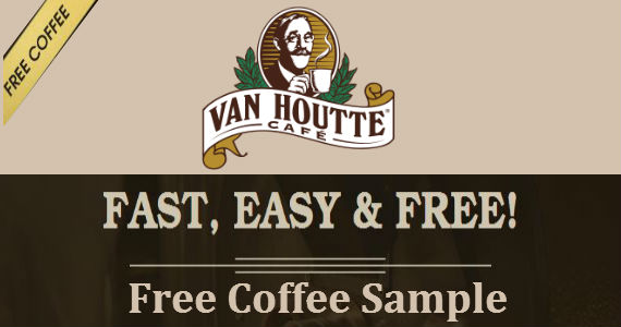 Free Van Houtte Coffee Sample