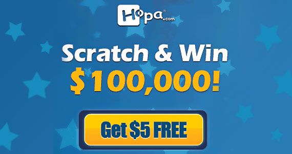 FREE Online Bingo With Hopa