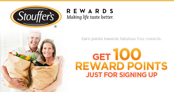 Join Stouffer's Rewards