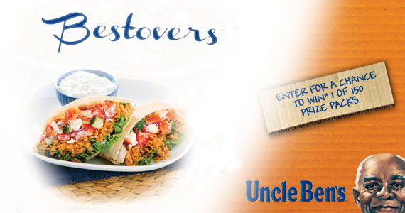 Uncle Ben's Bestovers Sweepstakes
