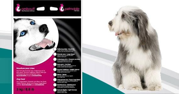 Free Amibouff Pet Food Sample